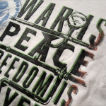 Freedom Shirt vol. two - 2014