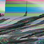 Glitched Fernsehturm - 2015